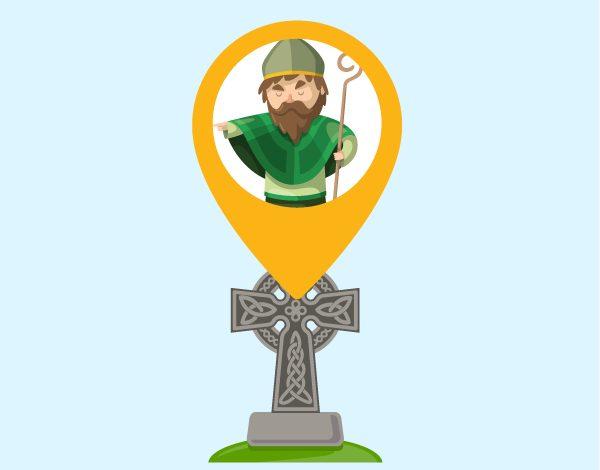 St. Patrick's Grave